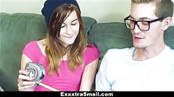 ExxxtraSmall - Petite Redhead Fucks Her Best Friends Ex